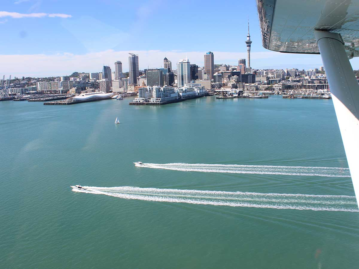 Crowne-Plaza-Auckland-from-seaplane