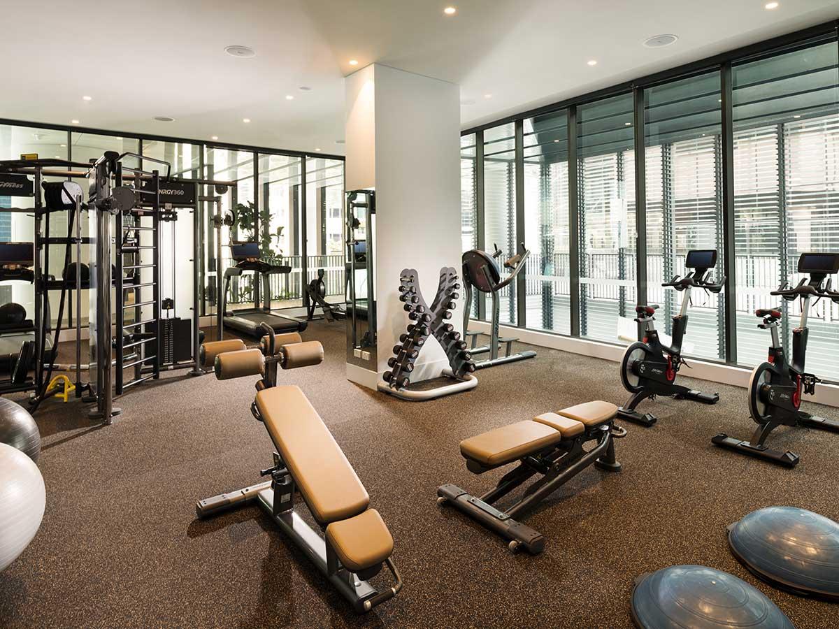 The-Westin-Brisbane-gym