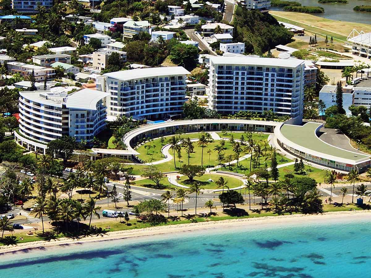 Hilton-Residences-Noumea-aerial