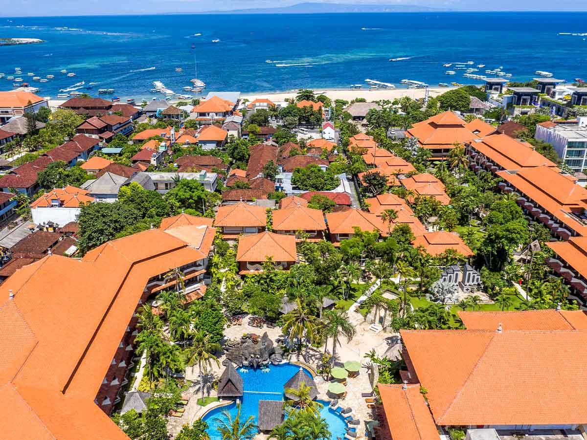 Tanjung-Benoa-Beach-Resort-aerial