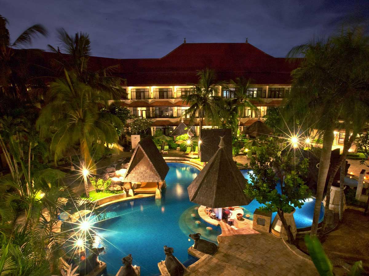 Tanjung-Benoa-Beach-Resort-pool-aerial