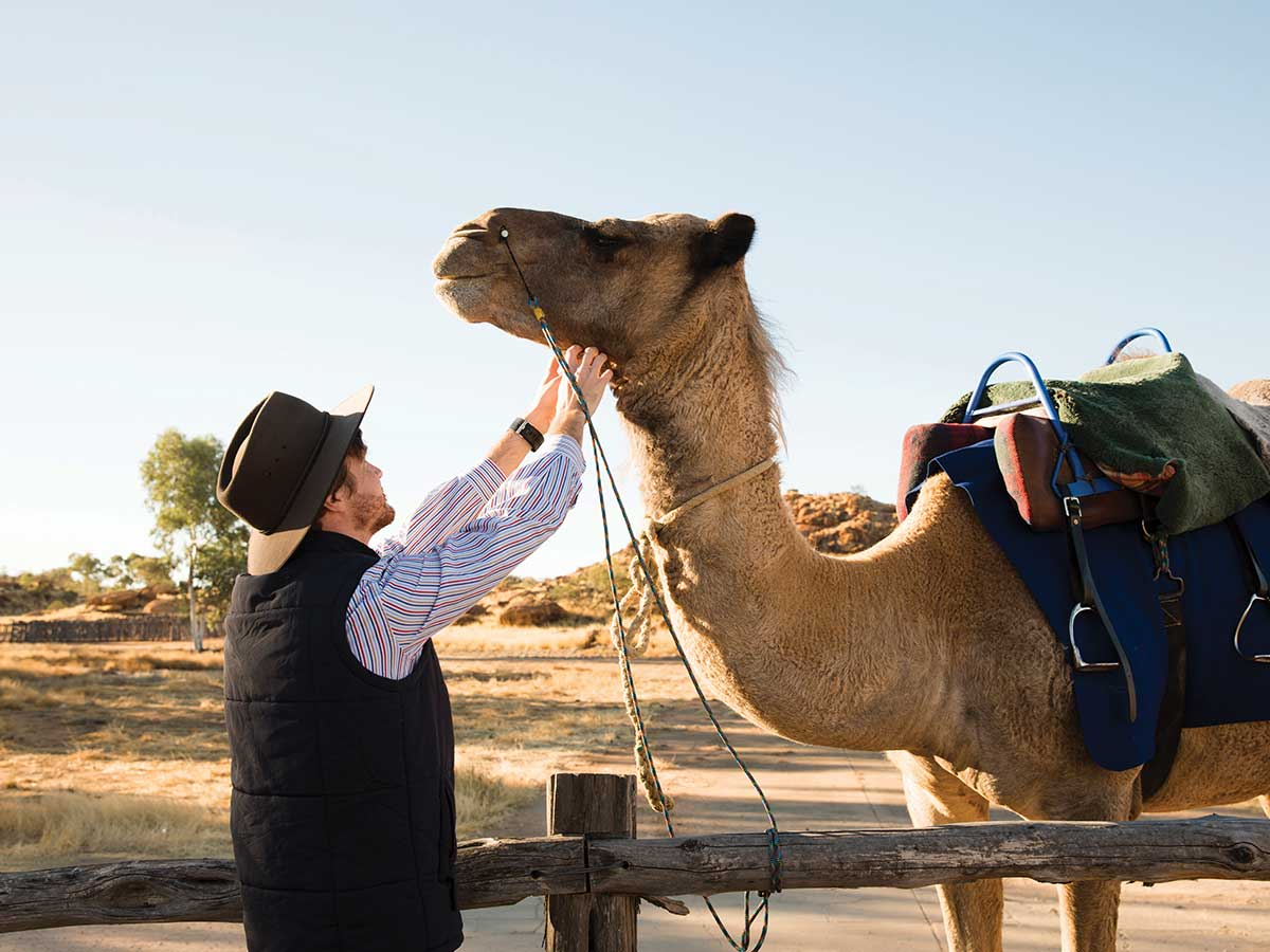 The-Ghan-Expedition-camel-ride