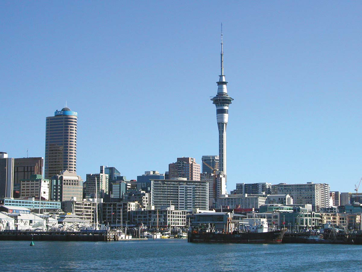 auckland new zealand gallery image