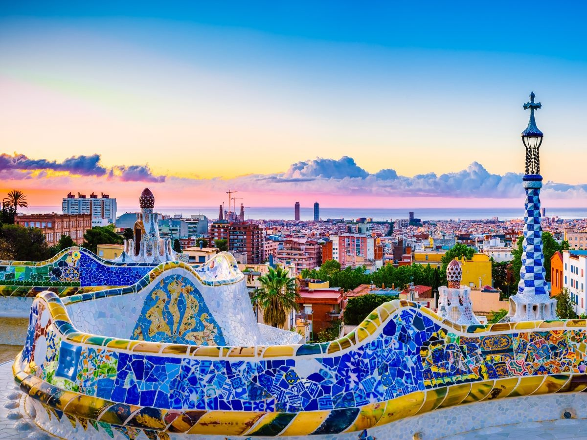 barcelona spain gallery image