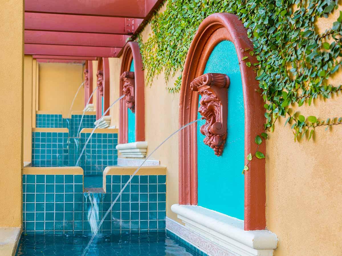 Toscana-Village-Resort-water-feature
