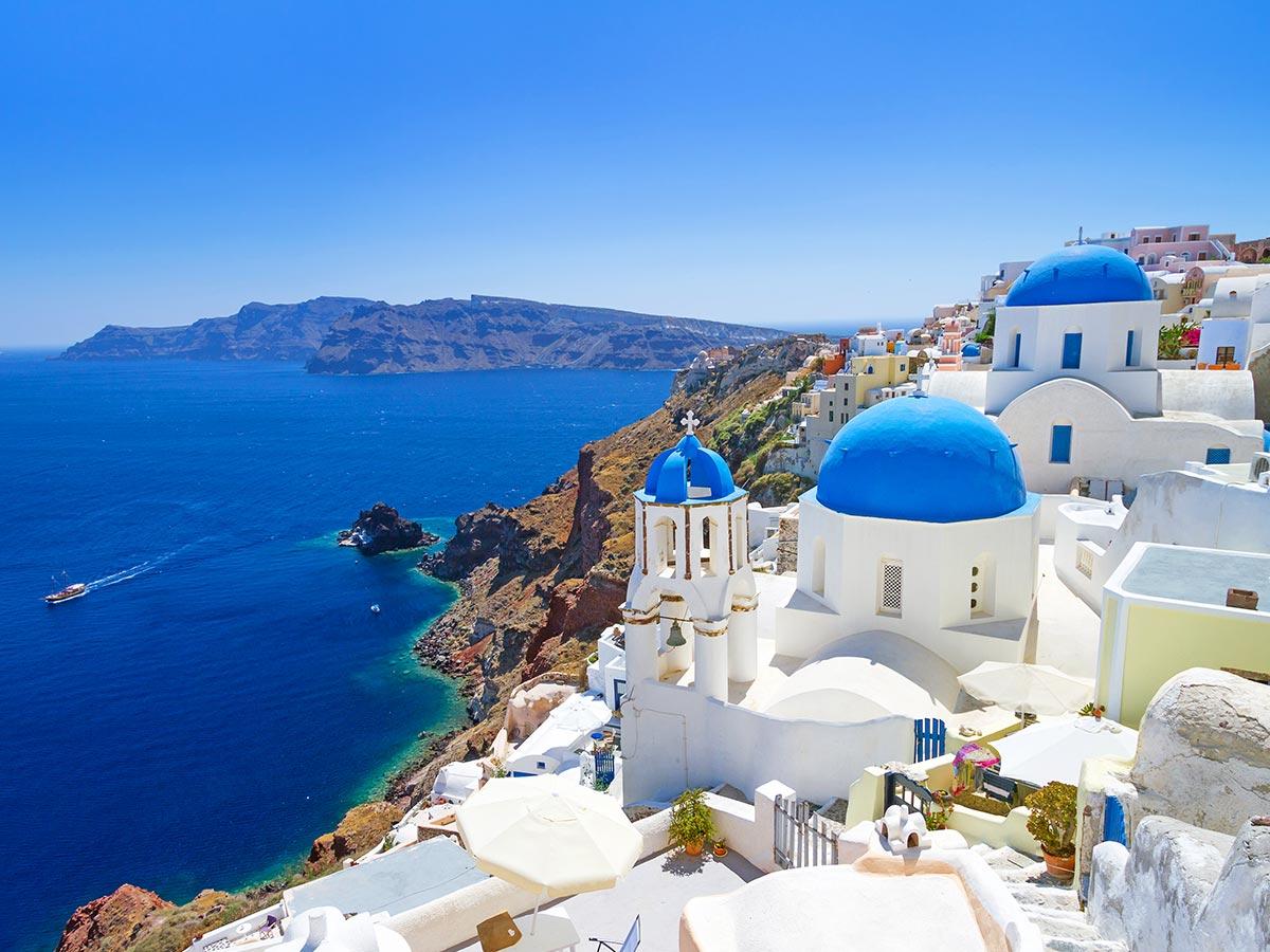 santorini greece gallery image