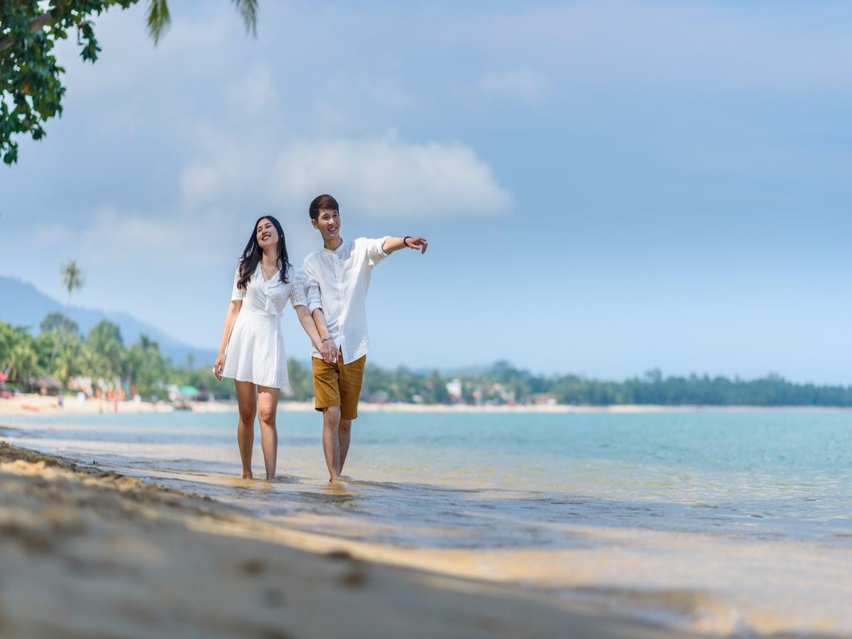 paradise samui beachfront