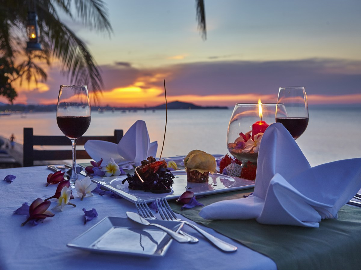 paradise samui restaurant