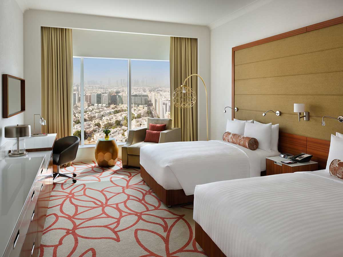 Marriott-Hotel-Downtown-Abu-Dhabi-deluxe-room