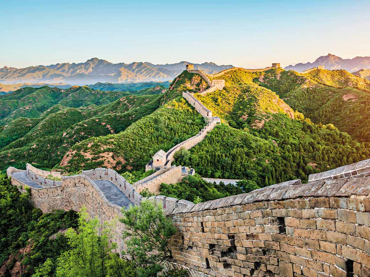 China-tour-great-wall