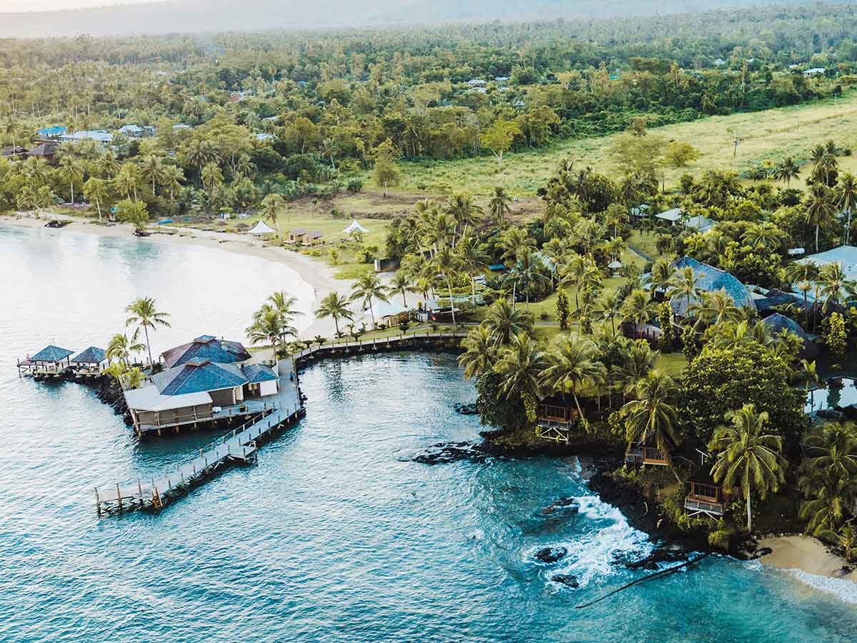 Sinalei-Reef-Resort-Samoa-aerial-view