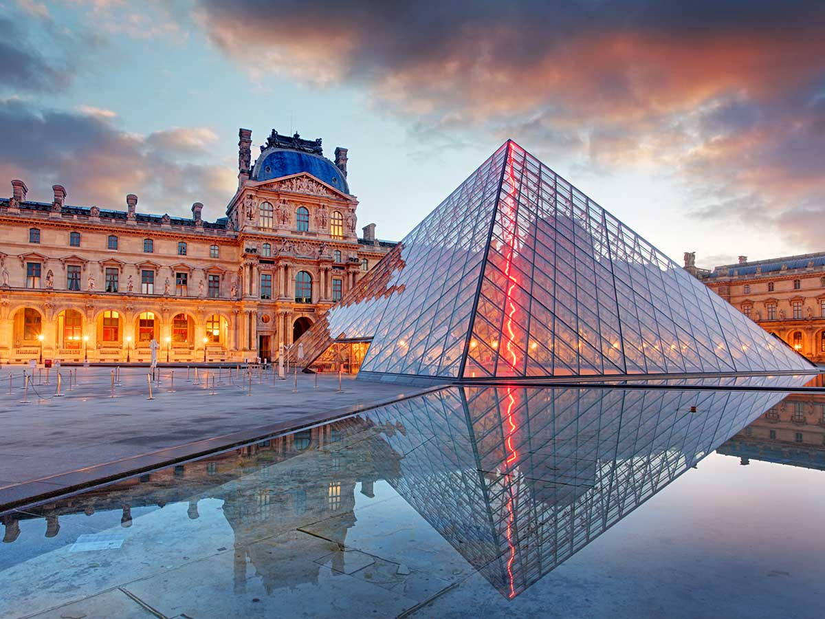 The-Louvre-Paris-France