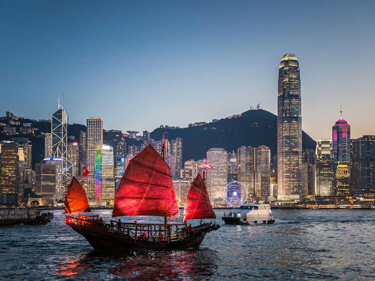 hong-kong-harbour-china
