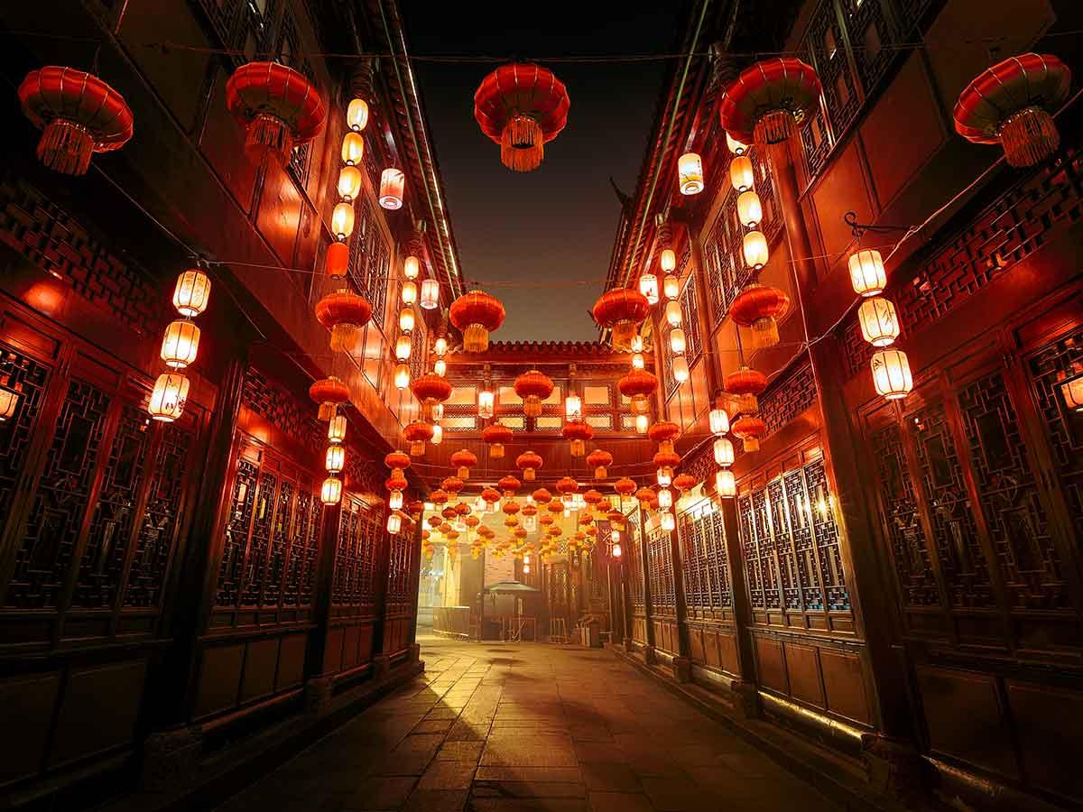 China-red-lanterns