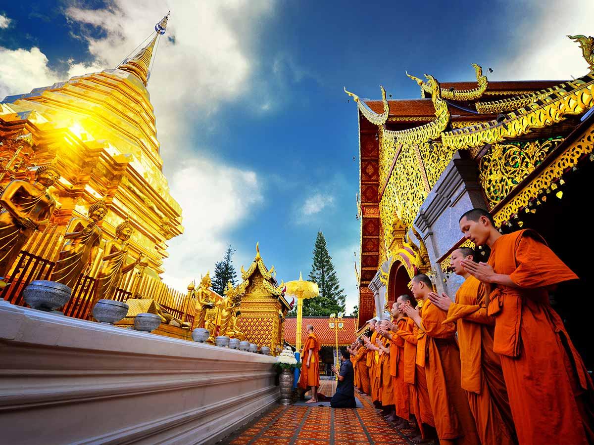 Thailand-Chiang-Mai-Doi-Suthep-temple