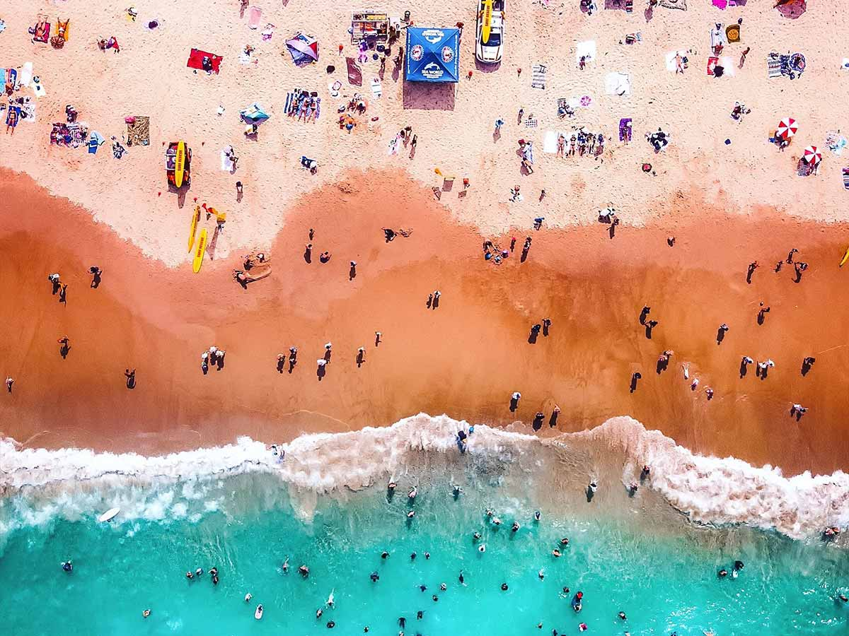 Surfers-Paradise-Gold-Coast-Queensland-beach-aerial