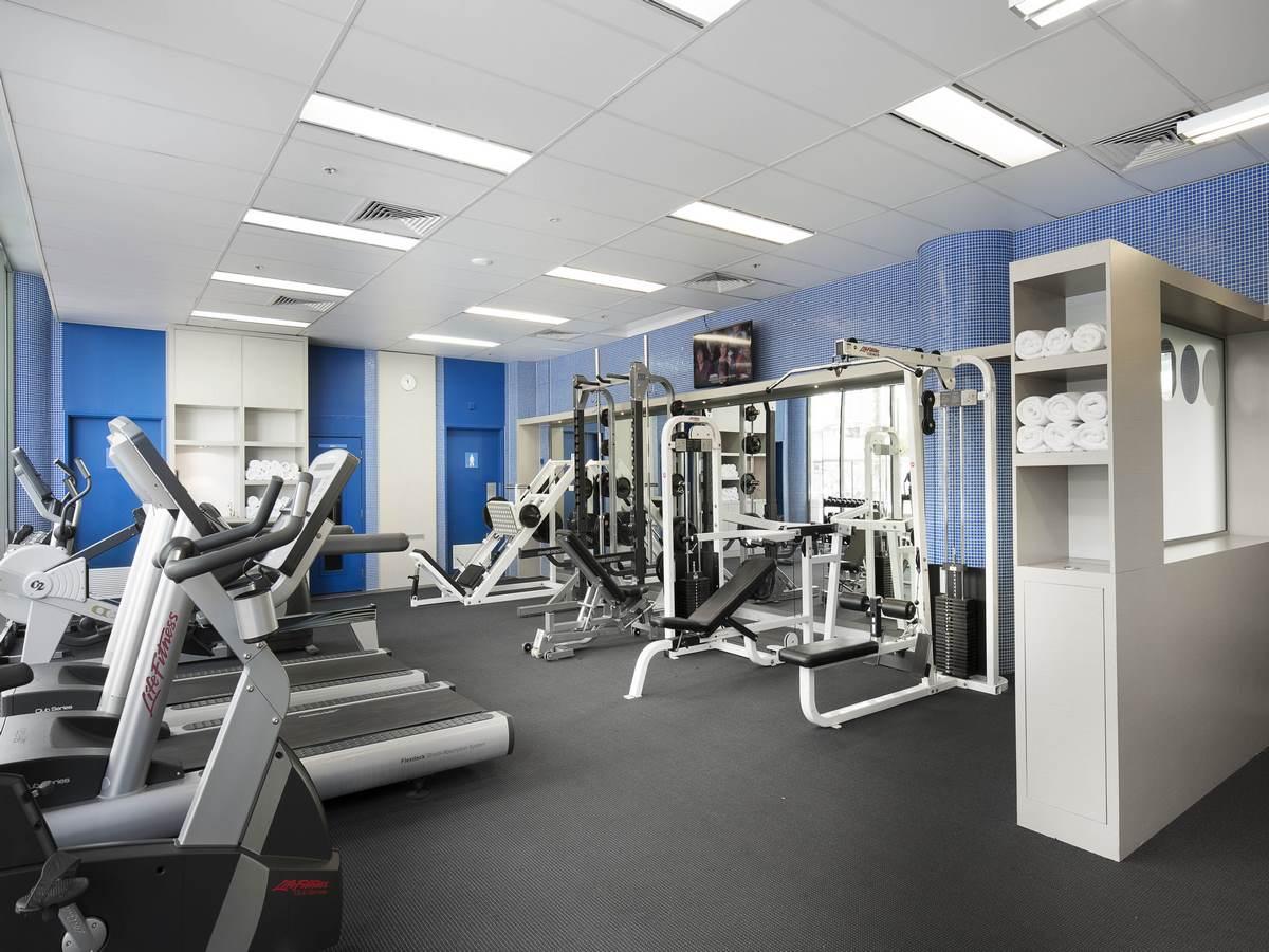 Novotel-Brisbane-Gym