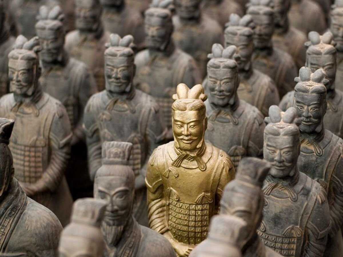 china tour terracotta warriors