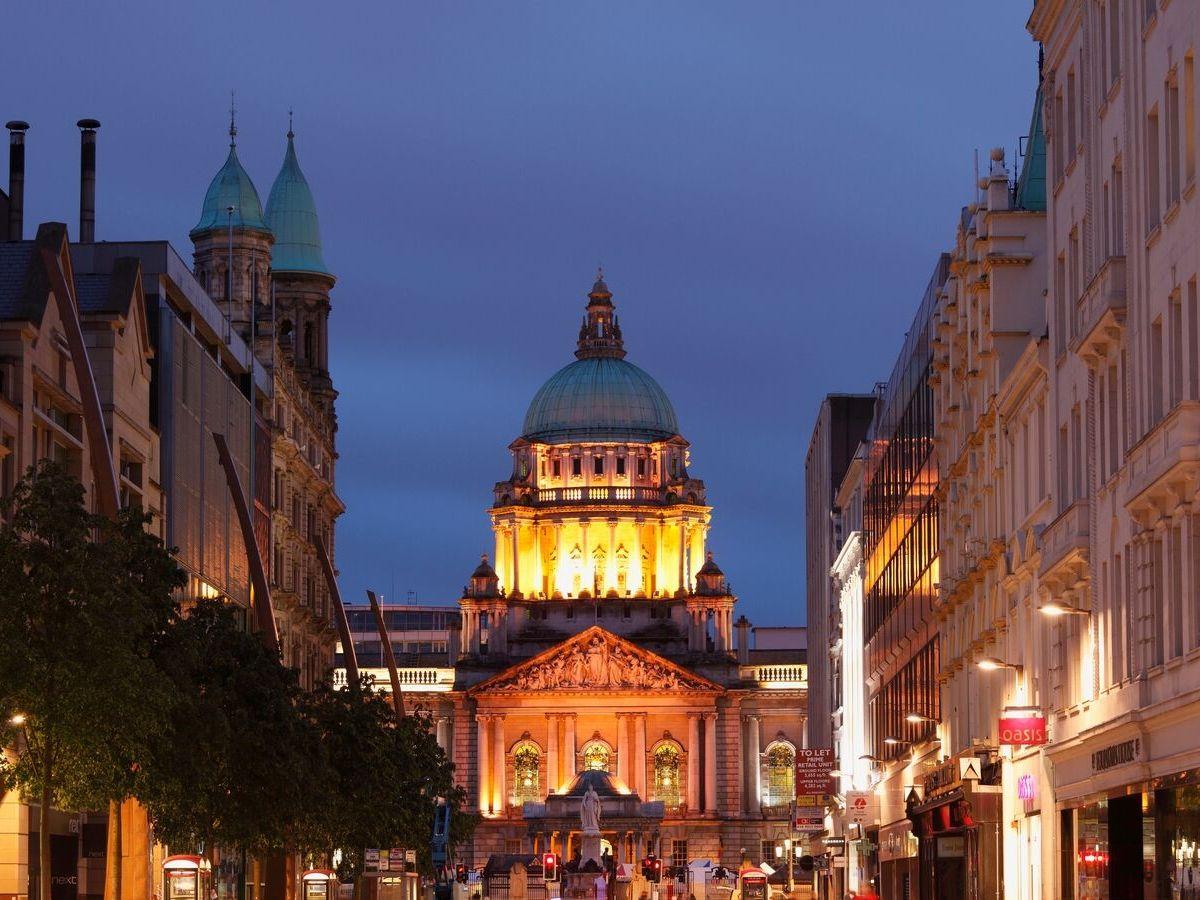 Belfast-Ireland