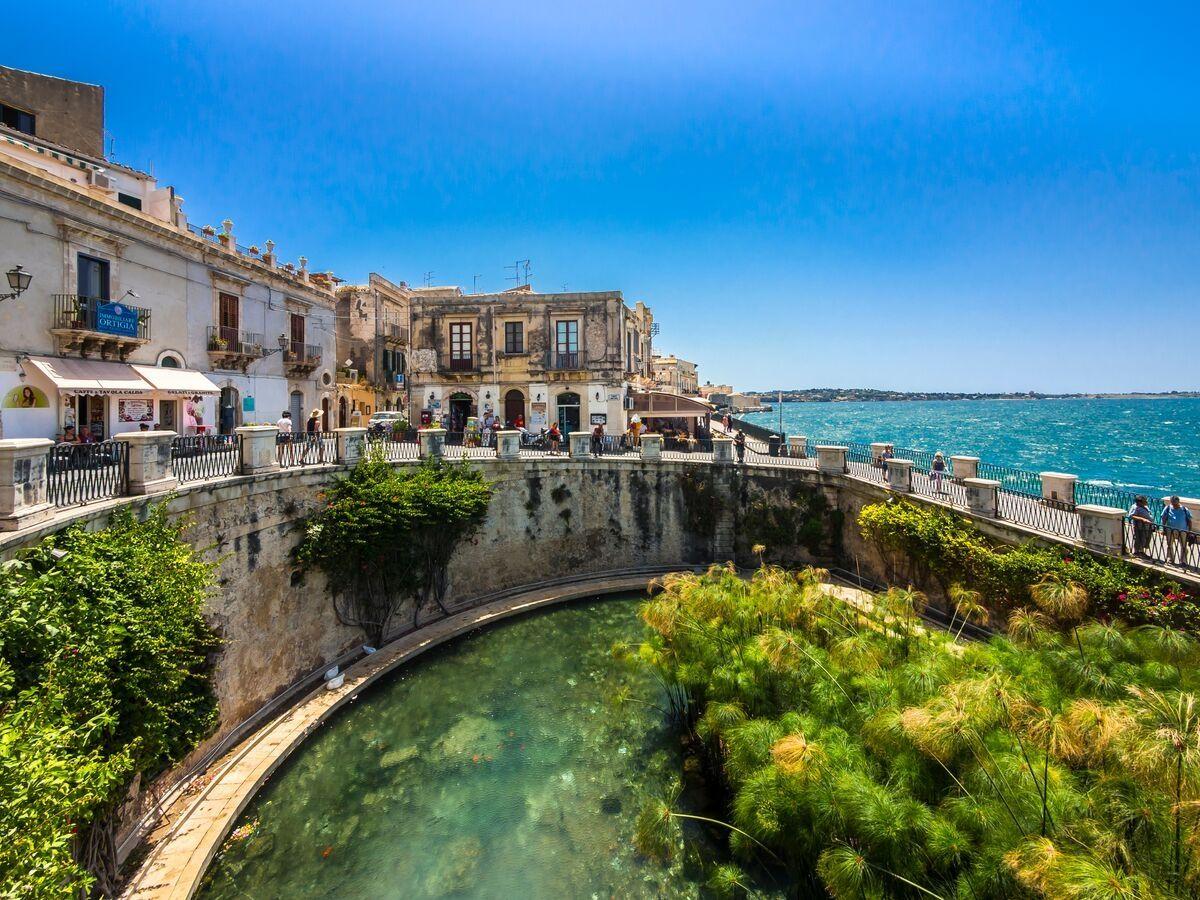 Syracuse-Sicily