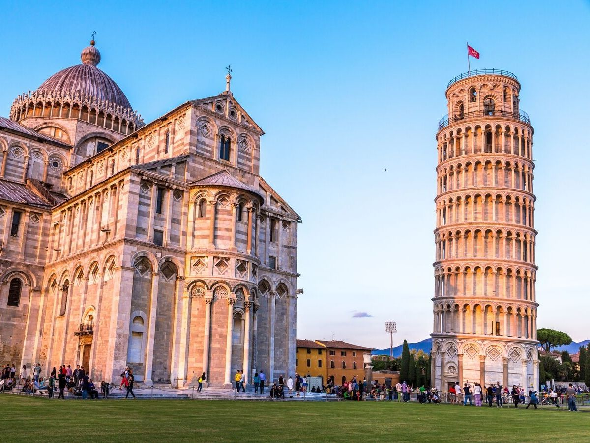 Florence-Pisa-Italy