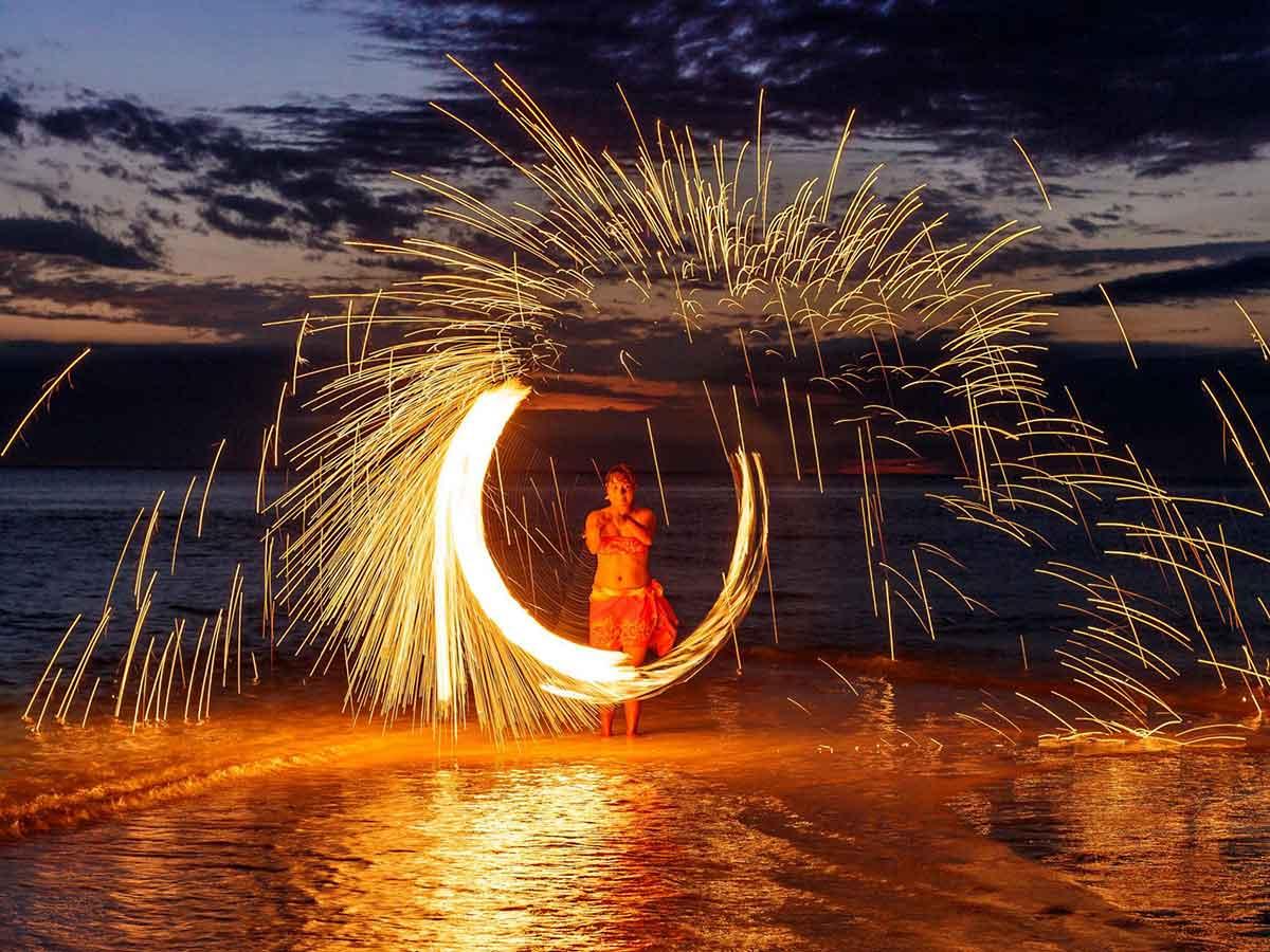InterContinental-Fiji-fire-performance