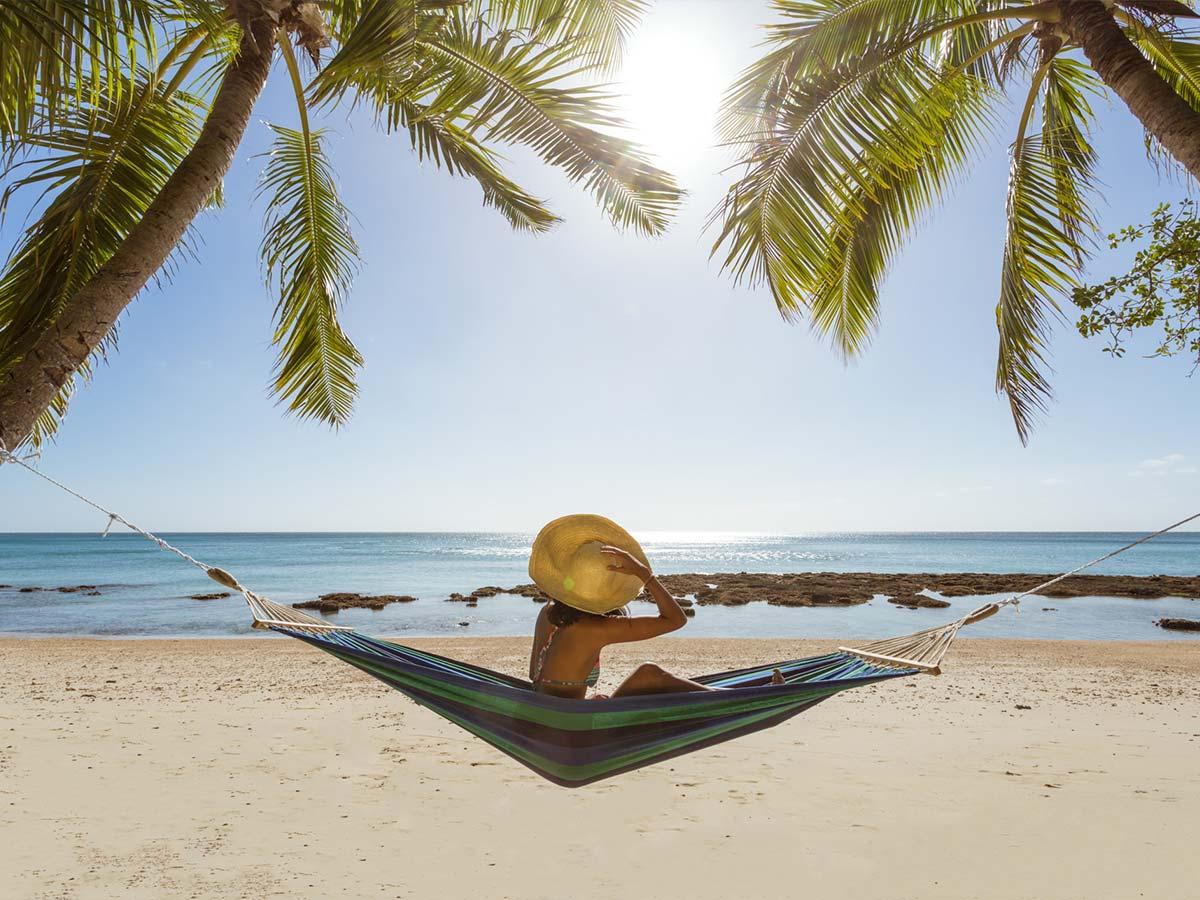 Fiji-woman-on-hammock
