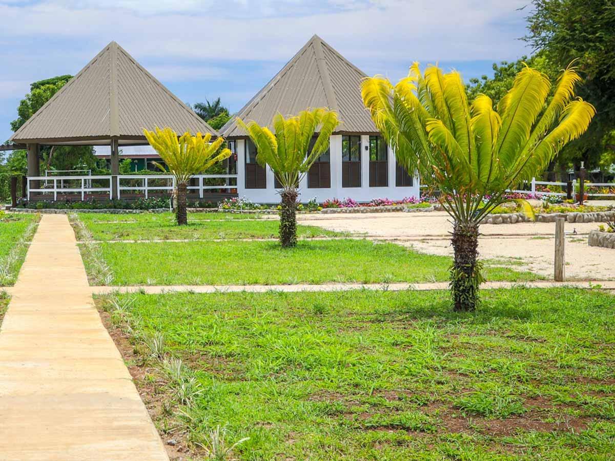 Fiji-Hideaway-Resort-&-Spa-Vuda-beachfront-lawn