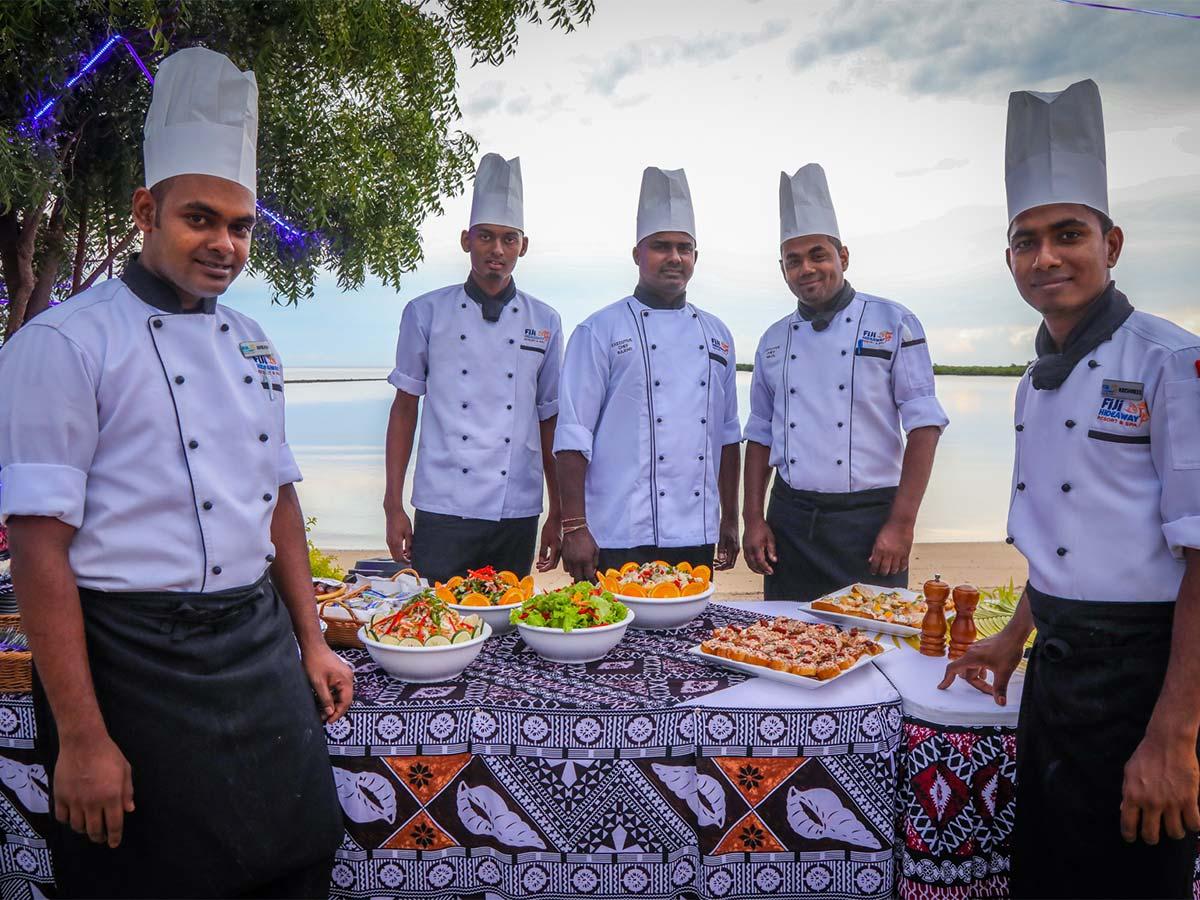Fiji-Hideaway-Resort-&-Spa-Vuda-chefs