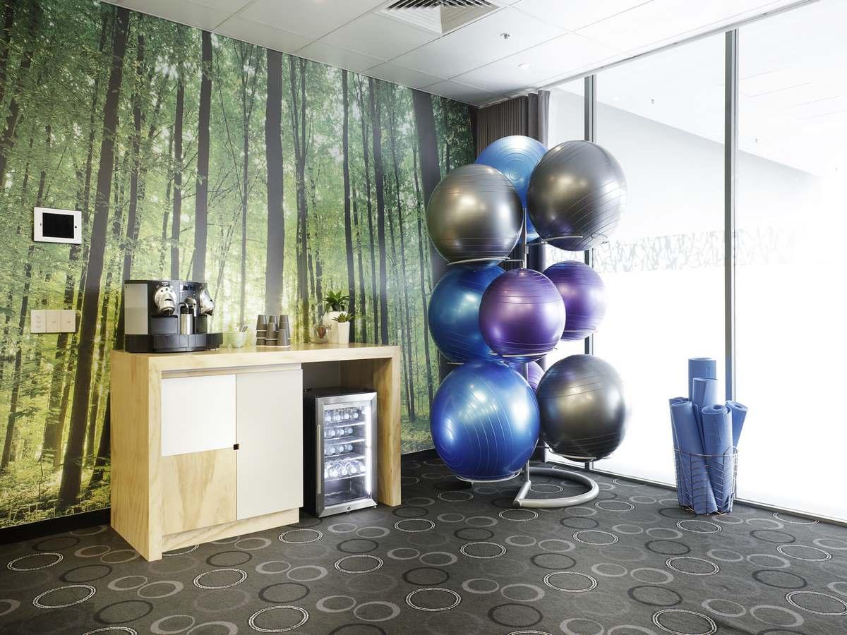 Novotel Brisbane InBalance Room