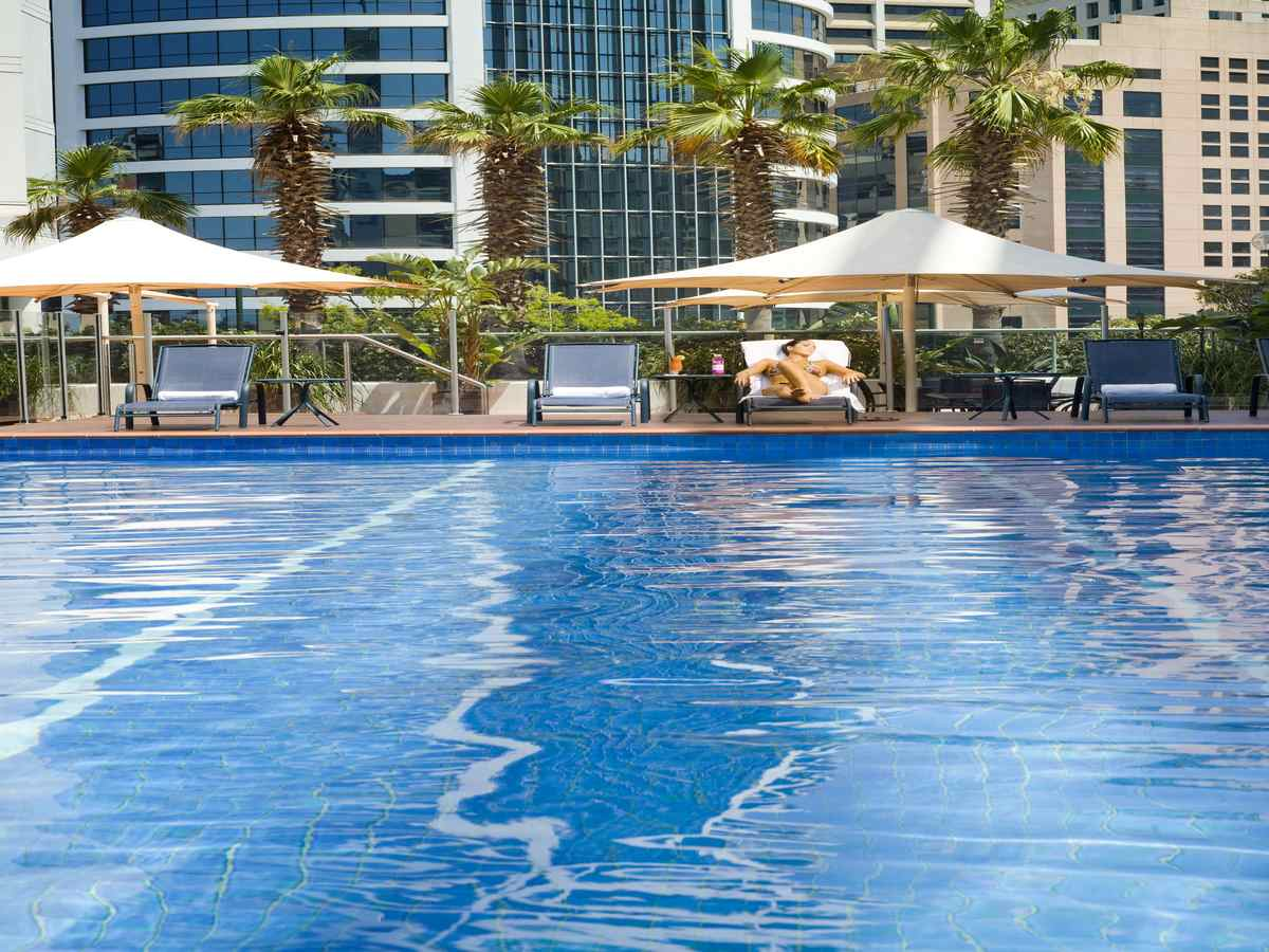 Novotel Brisbane Pool
