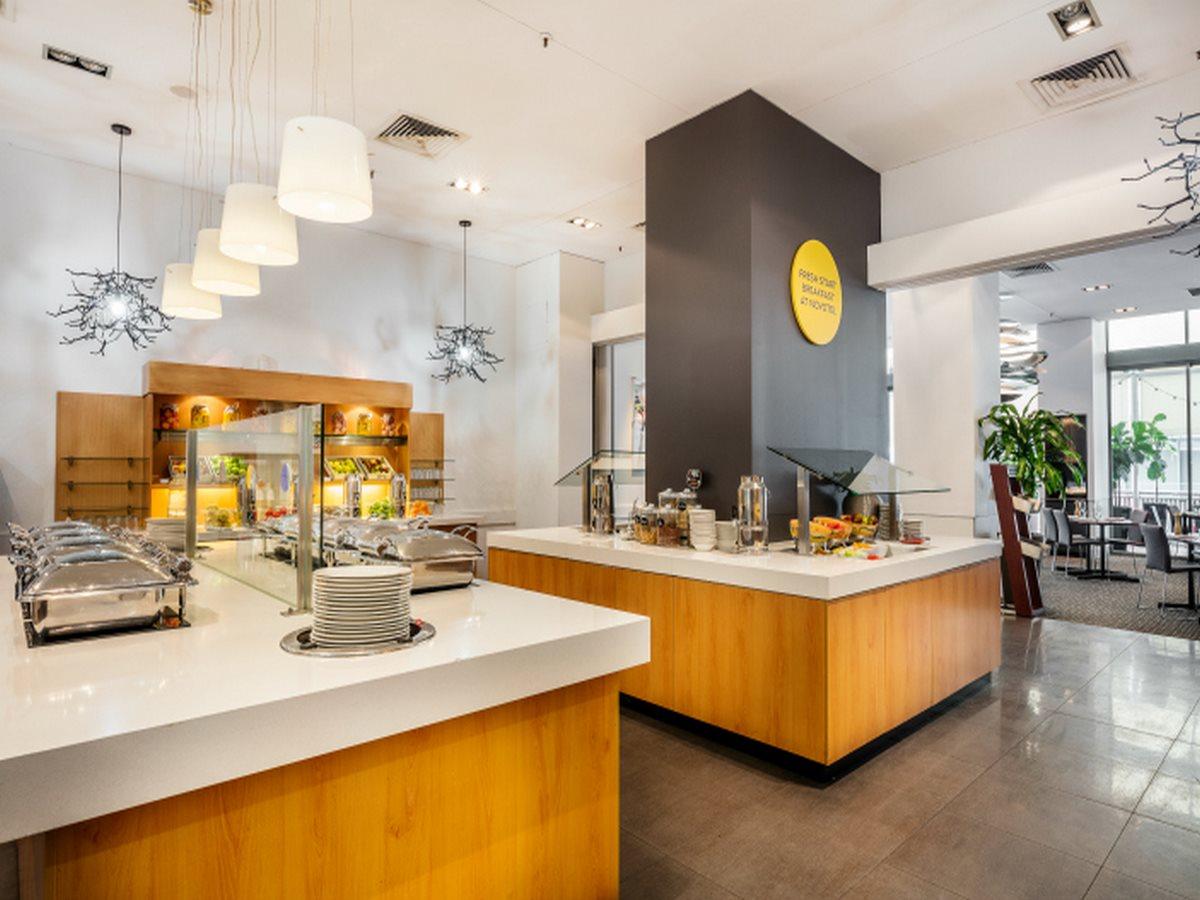 Novotel Brisbane the pantry
