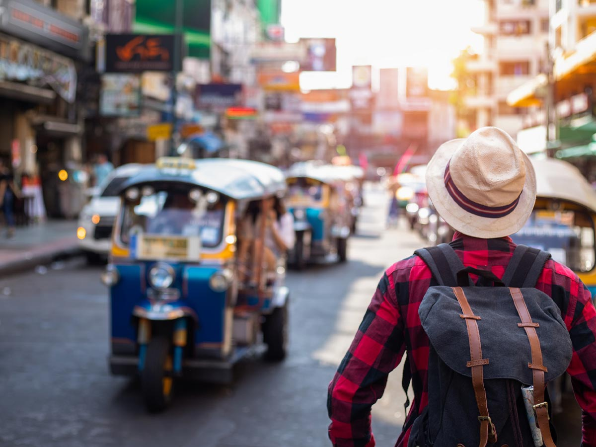Bangkok-thailand-tuk-tuk