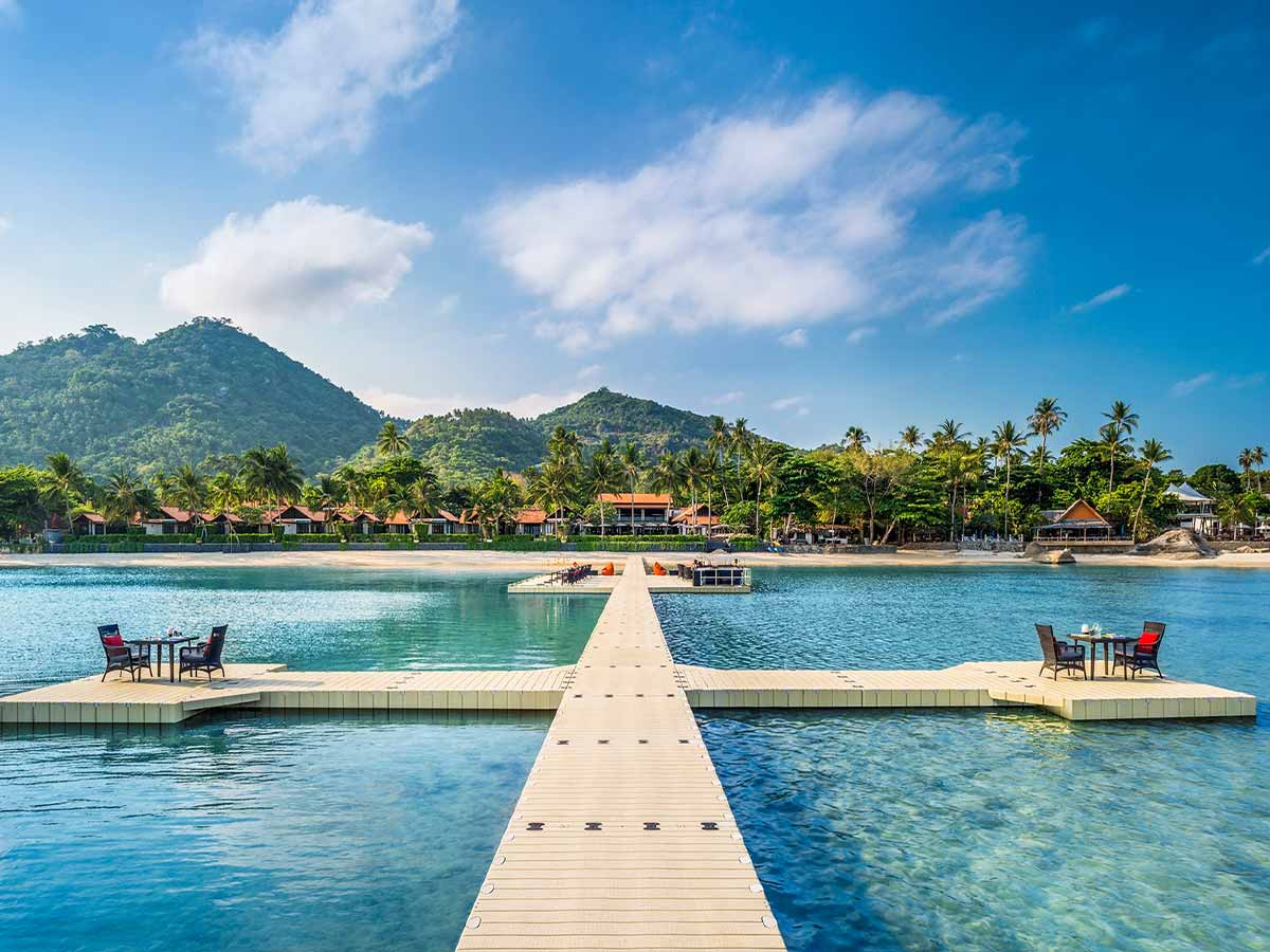 Le-Meridien-Koh-Samui-Resort-and-Spa-ocean-pier
