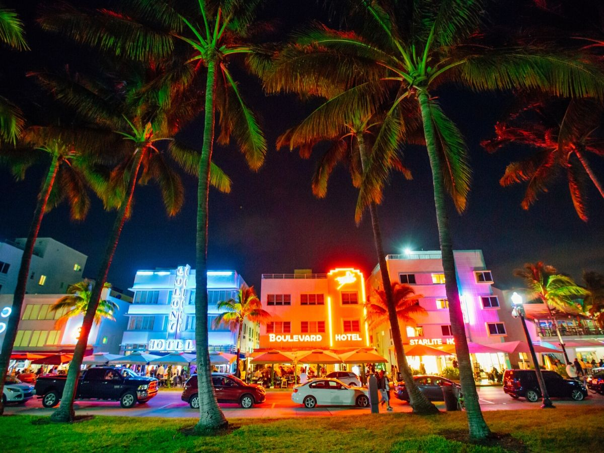 Miami Nightlife USA