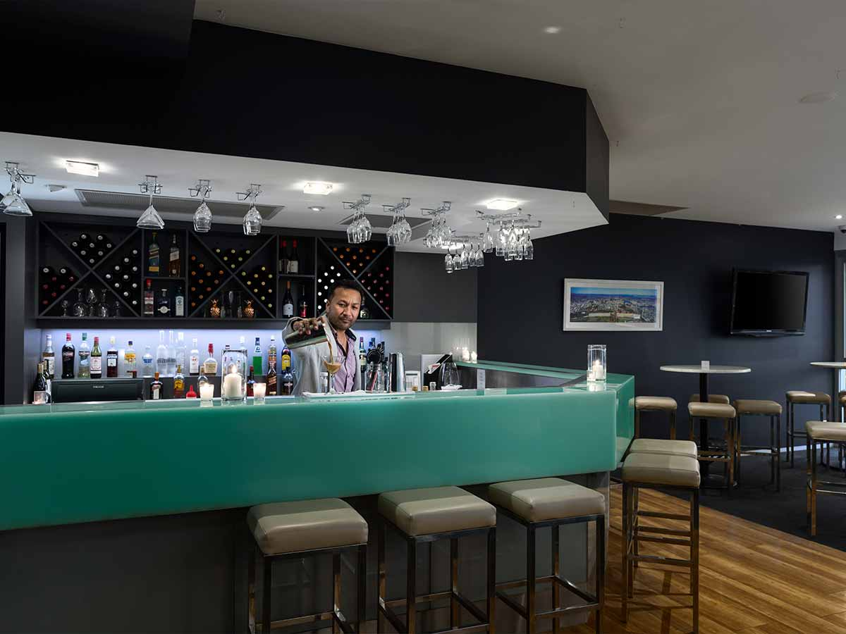 The Park Hotel Brisbane Bar