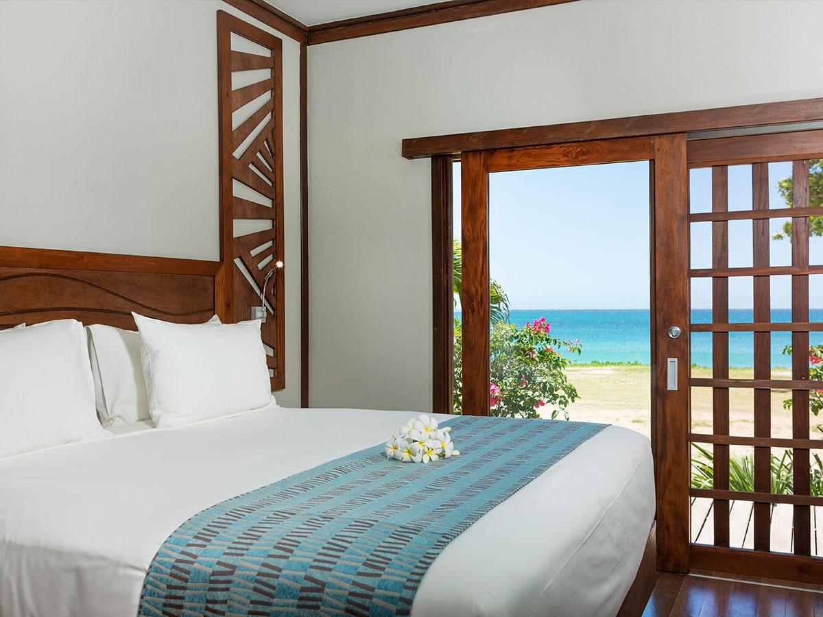 Yatule Resort and Spa deluxe ocean view bure