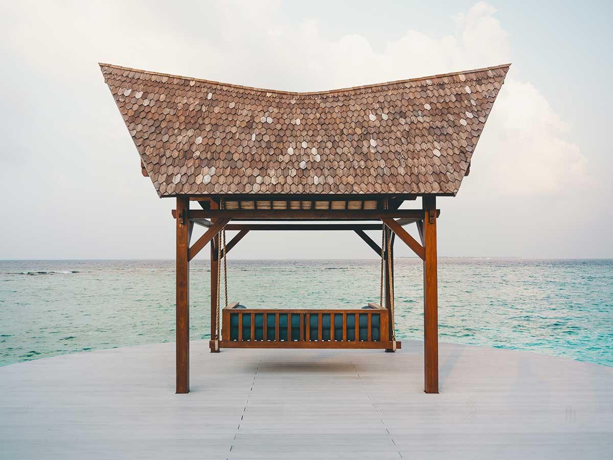 Movenpick Resort Kuredhivaru Maldives swing