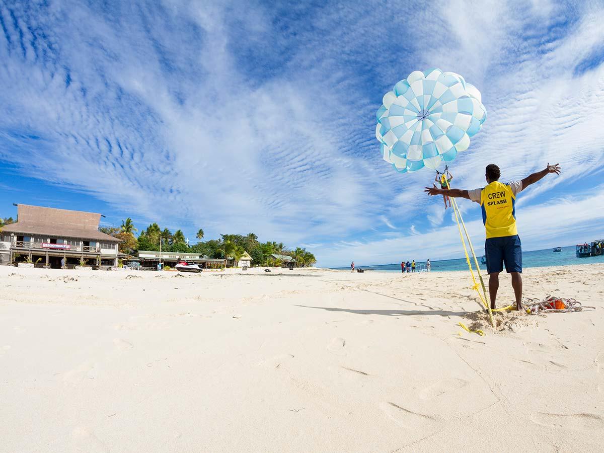 Beachcomber Island Resort Fiji activities