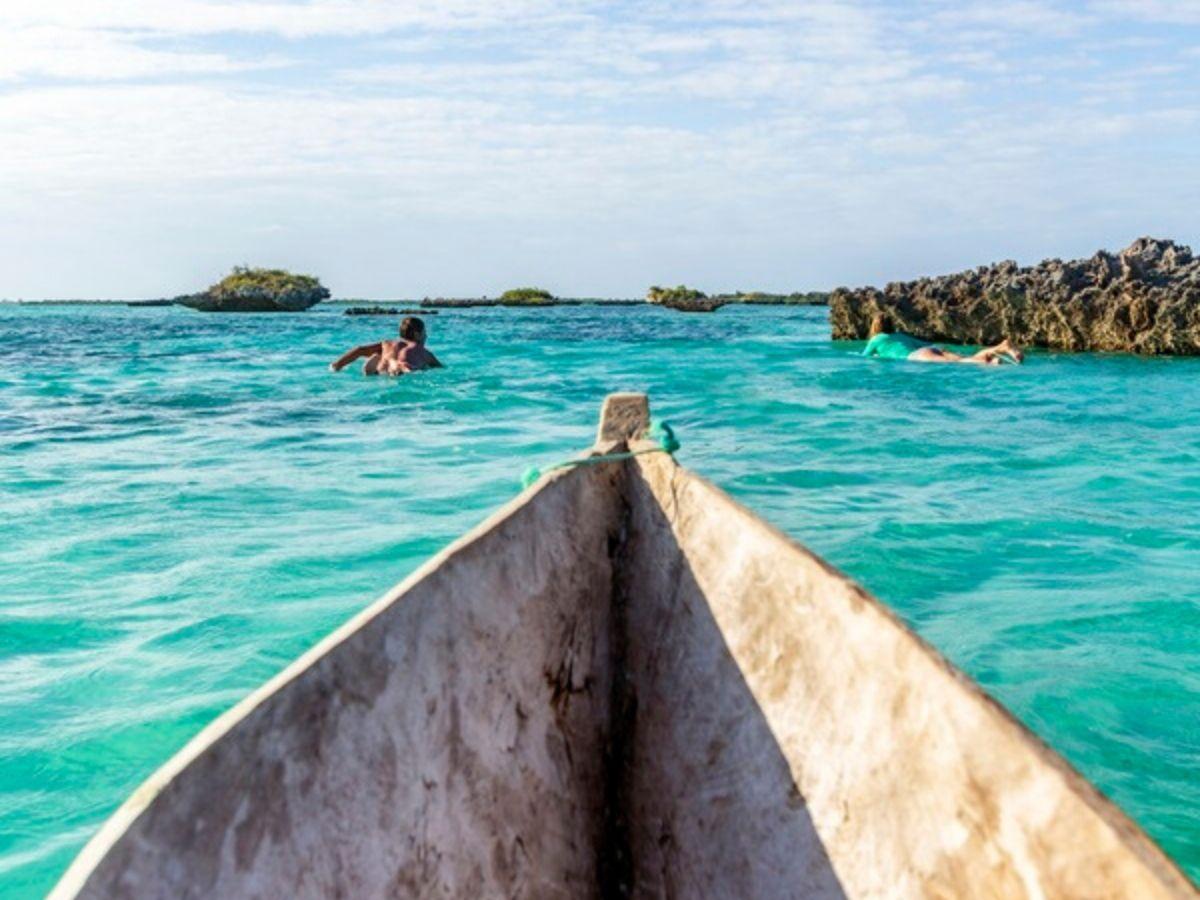 Portuguese Island - Mozambique (Copy)