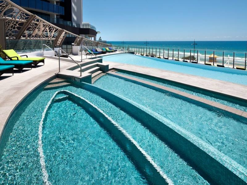 Peppers Soul Surfers Paradise 5 Nights Flights