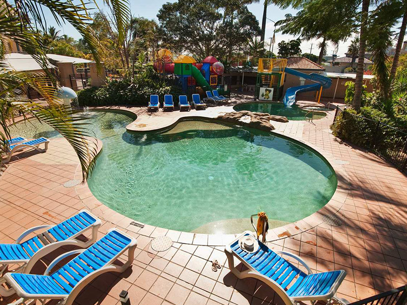 Turtle Beach Resort Gold Coast, QLD -5 nights family package