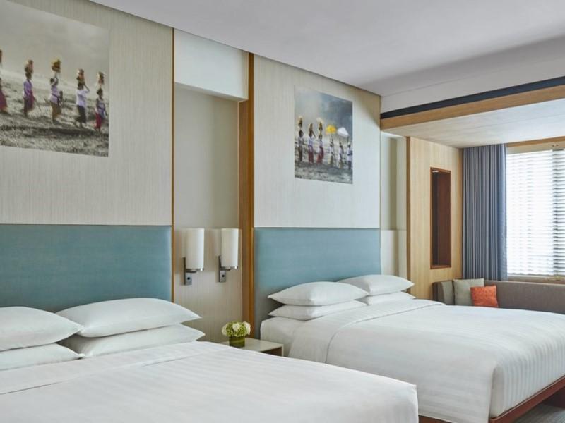 Courtyard By Marriott Bali Seminyak Resort 5 Nights