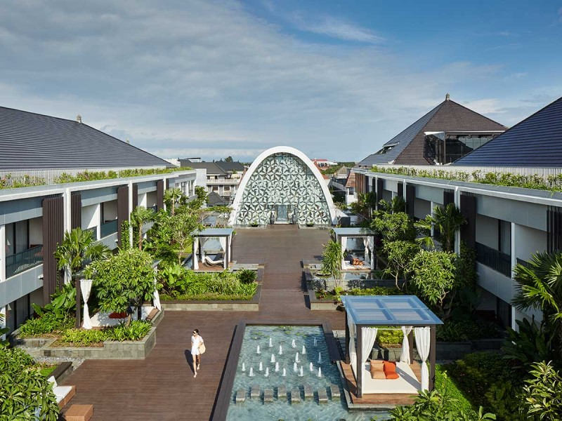 Aryaduta Bali - 5 nights + flights - Holiday Rewards